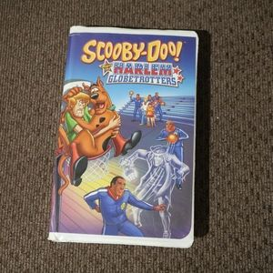 Scooby-Doo Harlem Globetrotters VHS